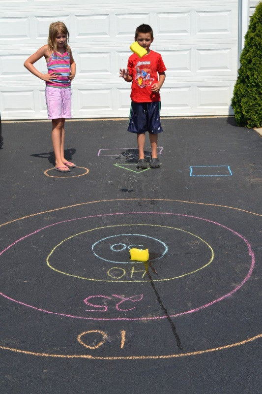 Read more about this and other fun outdoor games here.