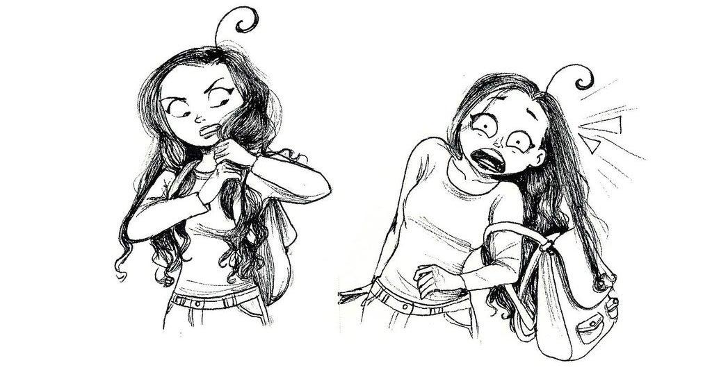 Рисунок приколы про девушек, прикольные смешные надписями
