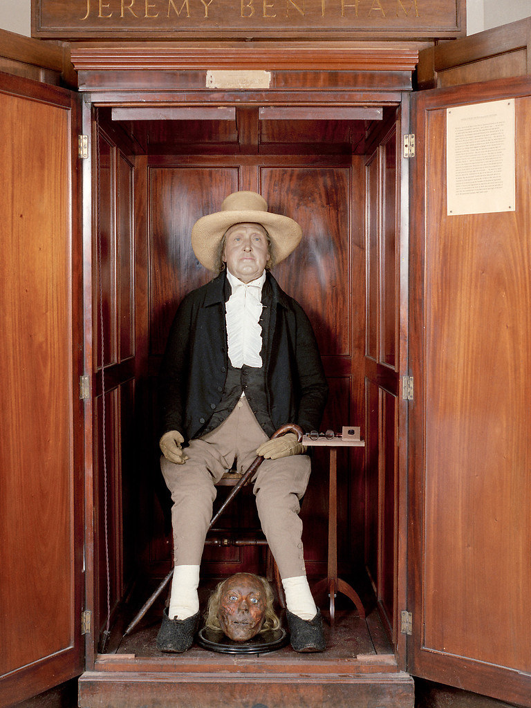 essays on jeremy bentham A collection of ten essays that comprise professor hart's exposition and critical assessment of the jurisprudence and political theory of jeremy benthamall are thoughtful, clearly executed, and important in their contribution to modern jurisprudence.