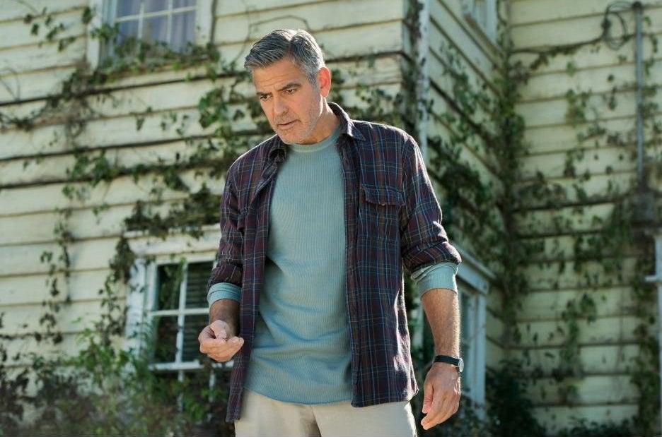 George Clooney in Tomorrowland