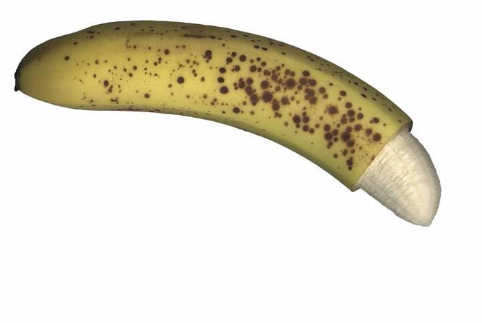 banana shaped dick