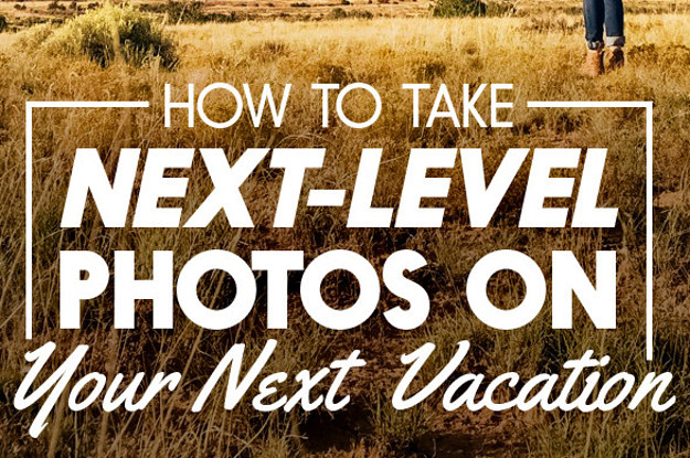 How To Take Your Travel Photos To The Next Level - Quick tutorial reveals how to make ordinary photos look extraordinary