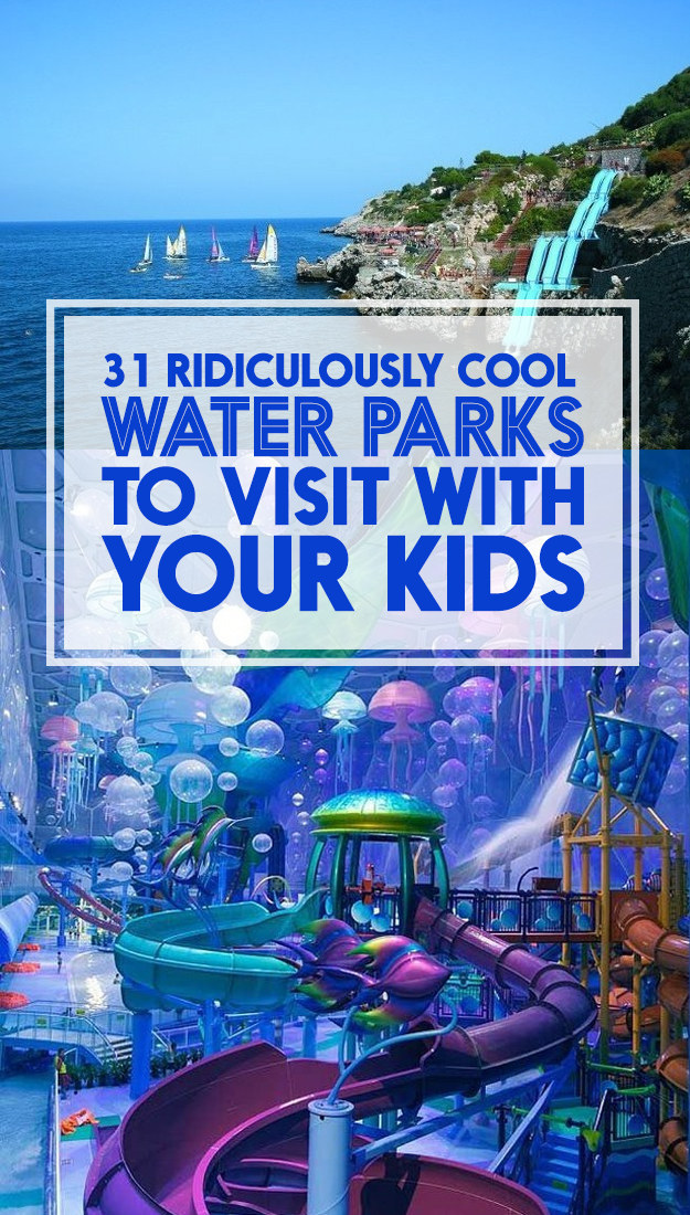 31 ridiculously cool water parks to visit with your kids for Rooms to go kids near me