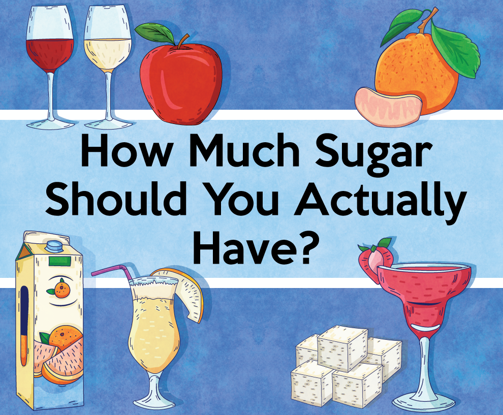 Everything You Need To Know About Eating Sugar