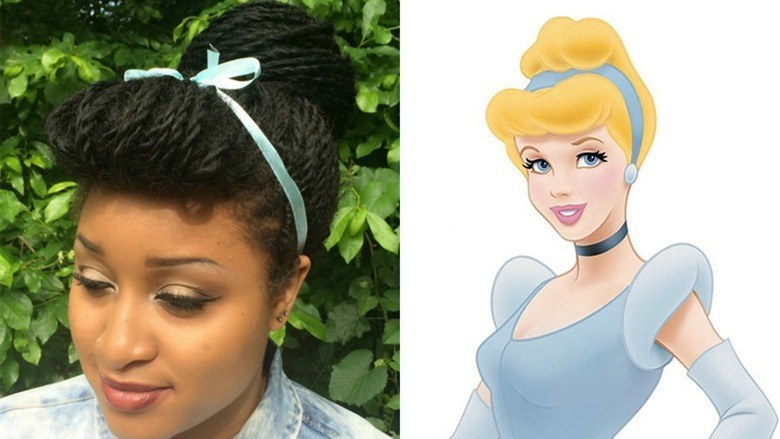 This Student Recreated Disney Princess Hairstyles To Show
