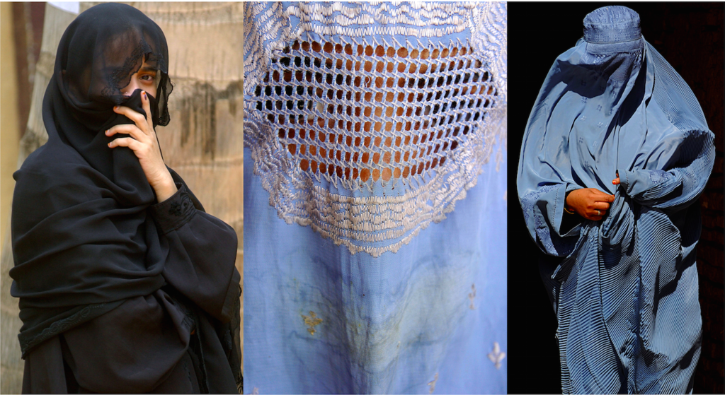 Dutch Government Moves Forward With Partial Ban On Burqas, Other Face Coverings