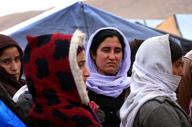 "ISIS Is Torturing, Enslaving, And Murdering Women At A ""Staggering"" Rate, U.N. Official Says"
