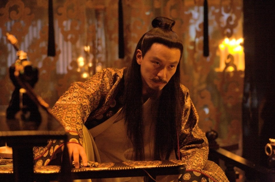 Chang Chen in The Assassin