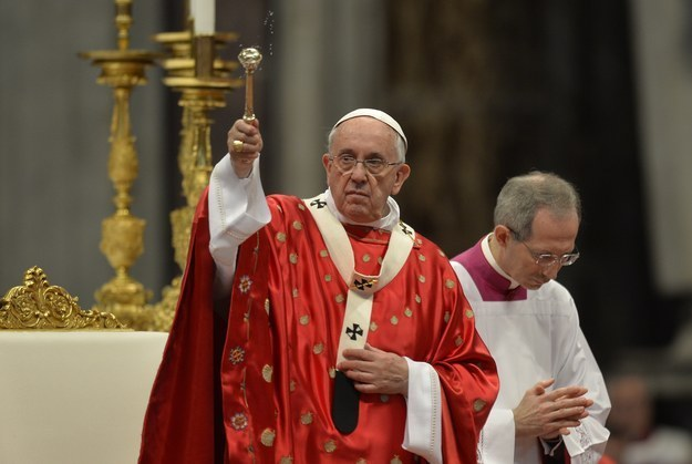 Pope Francis Hasn't Watched TV In 25 Years