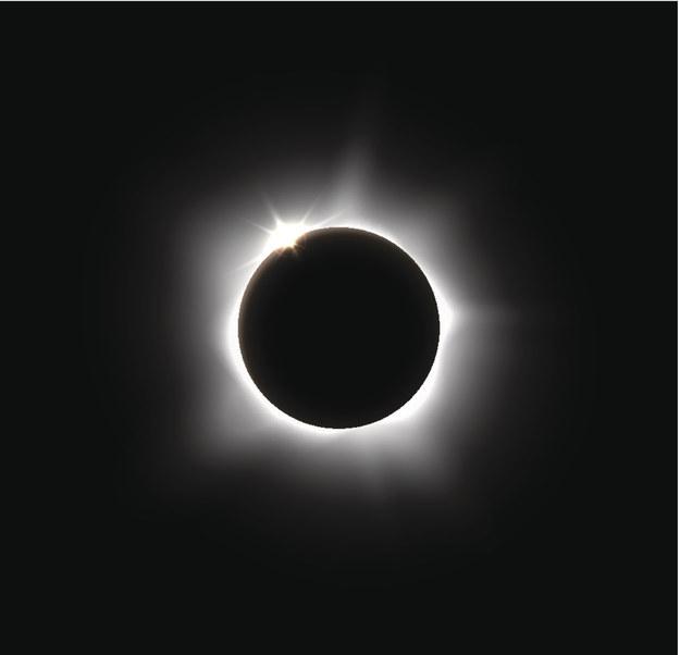 ¿Y qué hay de los eclipses solares?