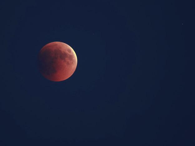 ¿Y los eclipses lunares?
