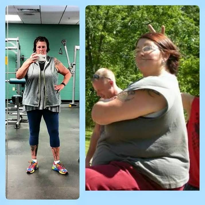 gaining muscle during weight loss