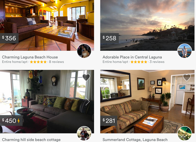 southern california tells airbnb you can 39 t stay here. Black Bedroom Furniture Sets. Home Design Ideas