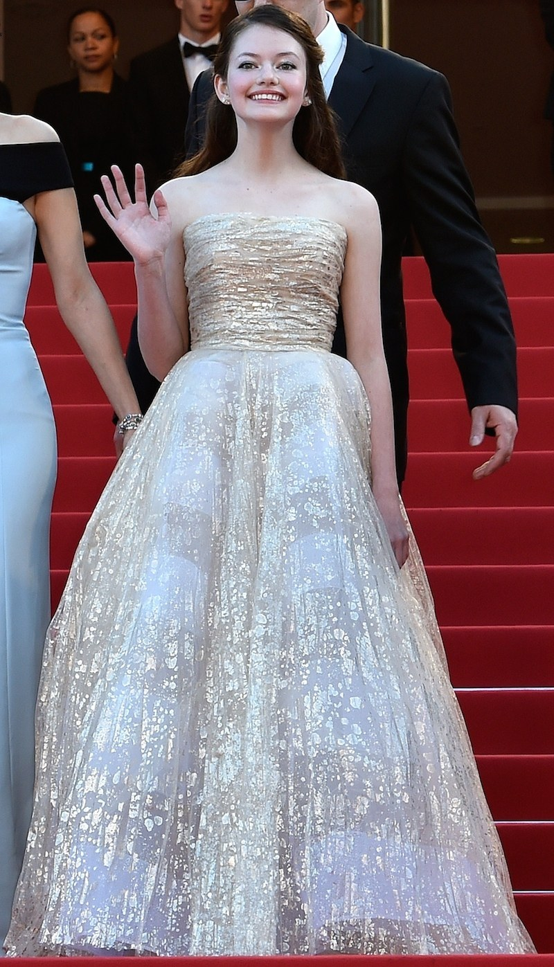 The Girl Who Played Renesmee Cullen Is Looking All Glam At Cannes And We're All Old