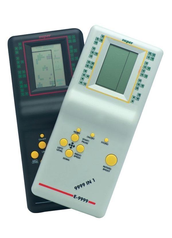 Naquela época também havia milhares de games disponíveis, mas, assim como hoje, a gente só jogava um ou dois.