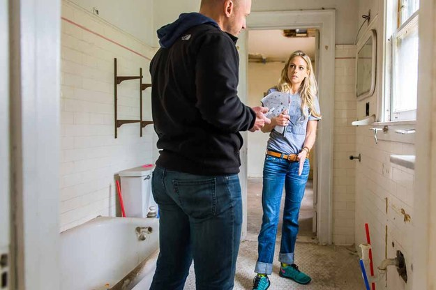 What it 39 s actually like to buy a 500 house in detroit for What does nicole curtis house look like