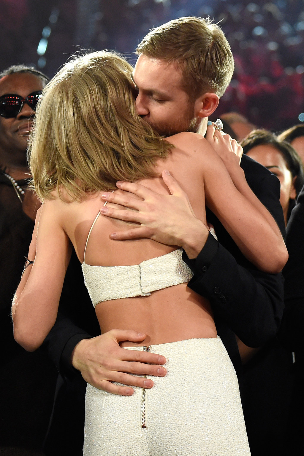 Calvin Harris Knows How Damn Lucky He Is To Date Taylor Swift