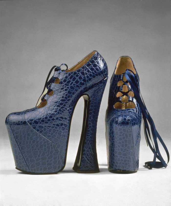 978260eed21e7 15 Toe-Curlingly Extreme Shoes From Throughout History