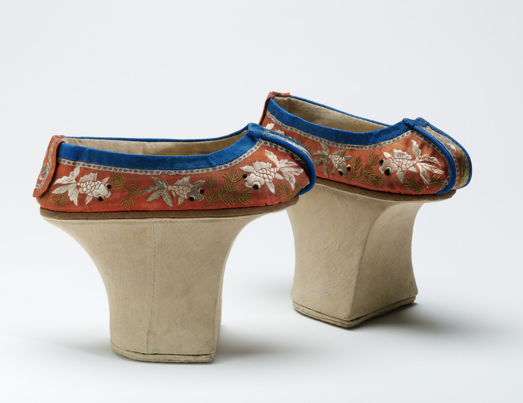 15 Toe-Curlingly Extreme Shoes From Throughout History