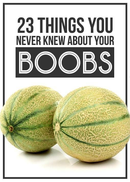 e068b621ae366 23 Things Everyone With Boobs Needs To Know