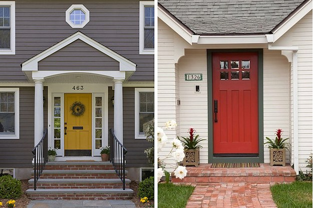 39 budget curb appeal ideas that will totally change your home for Redesign the outside of your home