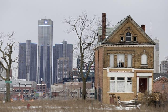 Bad Detroit Neighborhoods