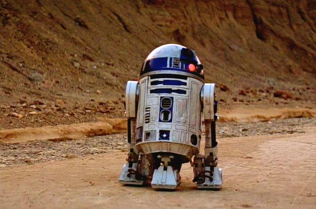 Si Las Frases De R2 D2 Fueran Pósters Motivacionales