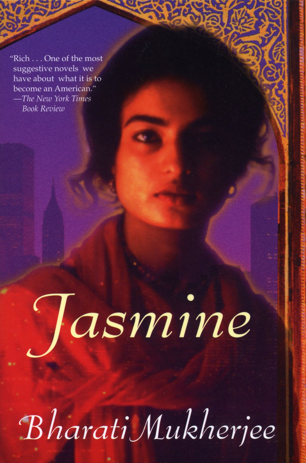 jasmine by bharati mukherjee duty and Review on jasmine - bharti mukherjee  jasmine always faces unexpected events marriage at very young age, her father died by the bull hit, her husband died from.