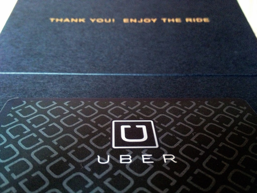Uber Discourages Drivers From Displaying In-Car Advertisements