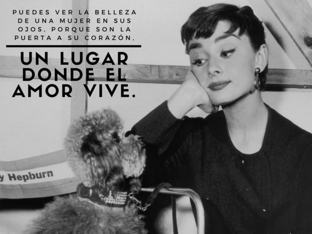 Resultado de imagen de Frases de Audrey Hepburn