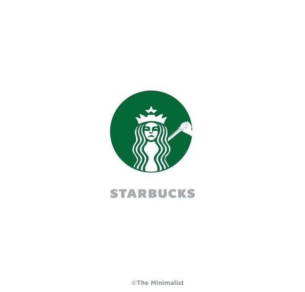 Look Closely At These Brand Logos To See The Hidden Social Messages
