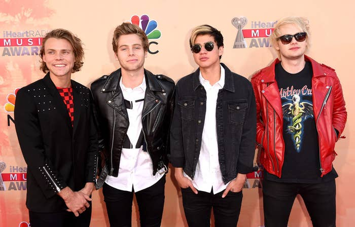 38946a354ed 5 Seconds Of Summer Just Debuted A New Song