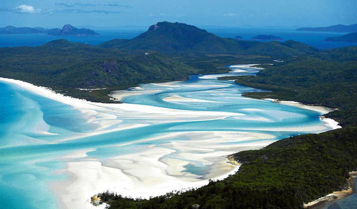 The Most Beautiful Countries In The World - 9 most beautiful lakes in australia