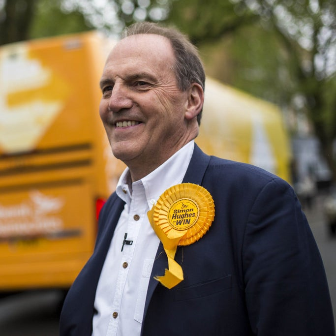 Simon Hughes, Liberal Democrat