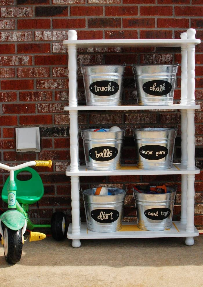 37 Insanely Clever Organization Tips To Make Your Family's