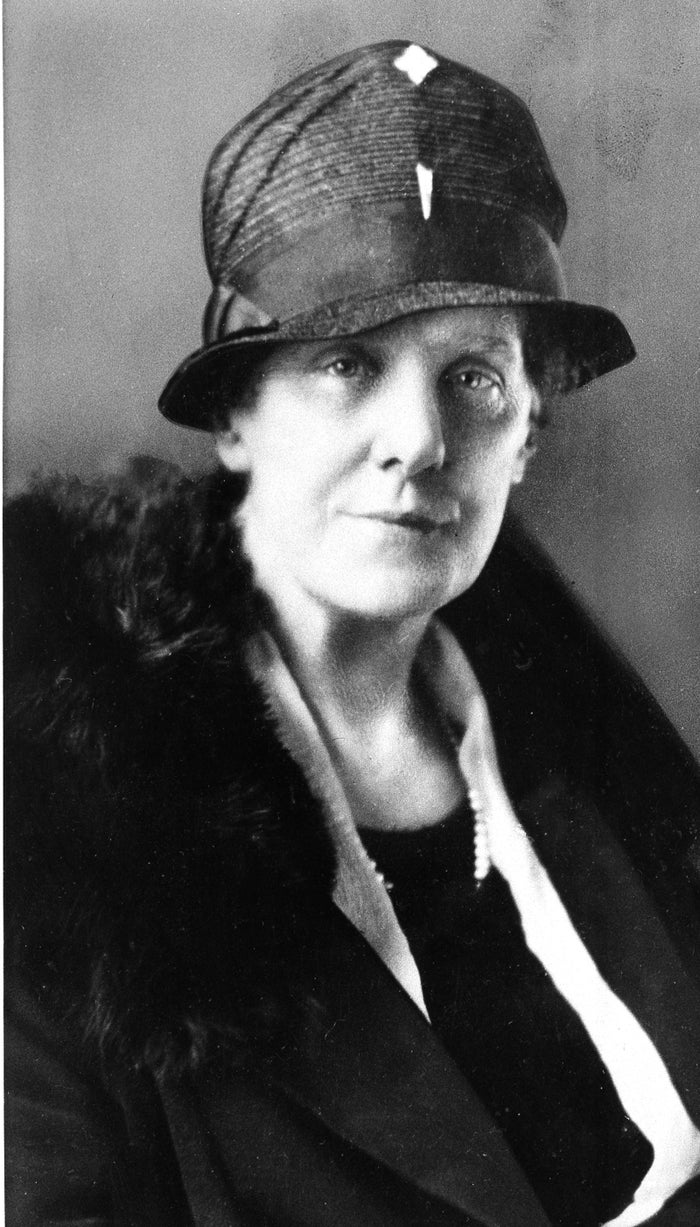 Anna Jarvis in 1928