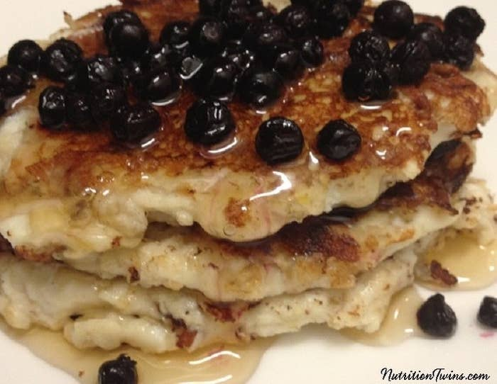 Here S What Real Healthy People Actually Eat For Breakfast