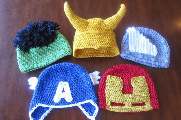 29 Unbelievably Cool Things You Can Crochet For A Baby