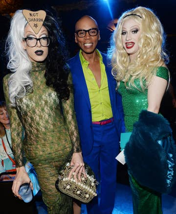 This Is What Happens When You Interview RuPaul And He Throws Some
