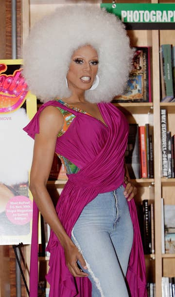 This Is What Happens When You Interview RuPaul And He Throws