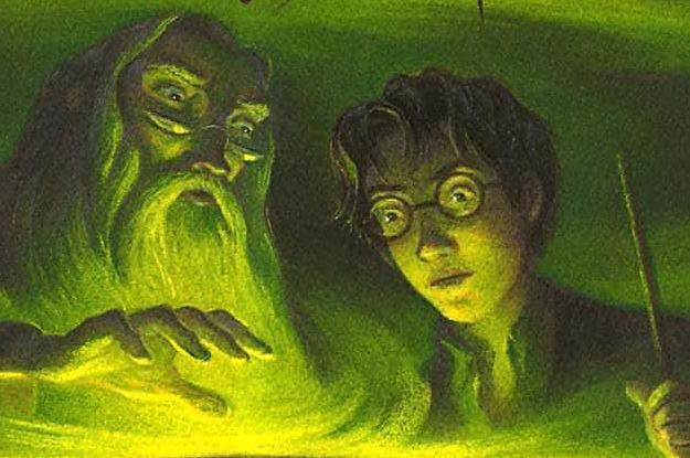 """Can You Guess Which """"Harry Potter"""" Book These Chapter"""