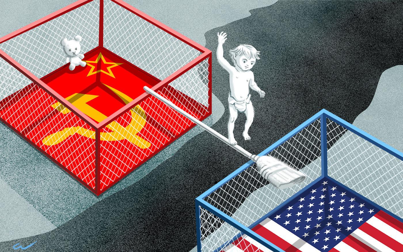 What Living In The U.S.S.R. As A Kid Taught Me About Parenting