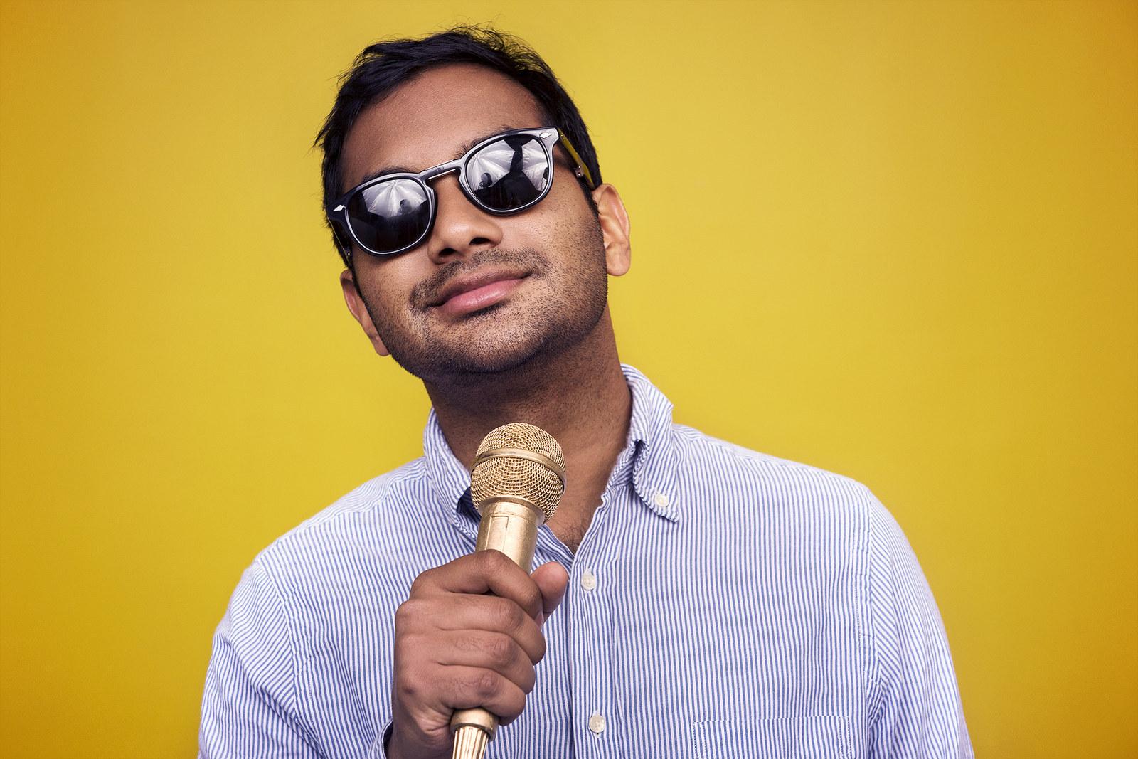 Aziz ansari on dating today sayings