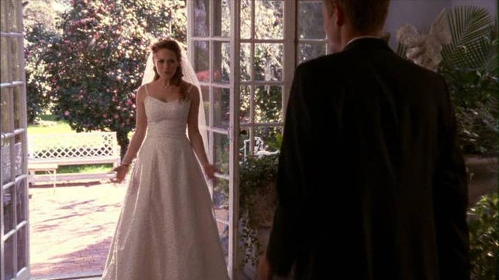 28 TV Show Wedding Dresses You\'ll Always Envy