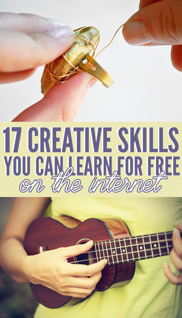 17 Hobbies You Can Pick Up For Free Online