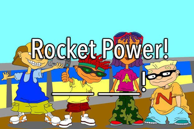 How Well Do You Remember The Rocket Power Theme Song