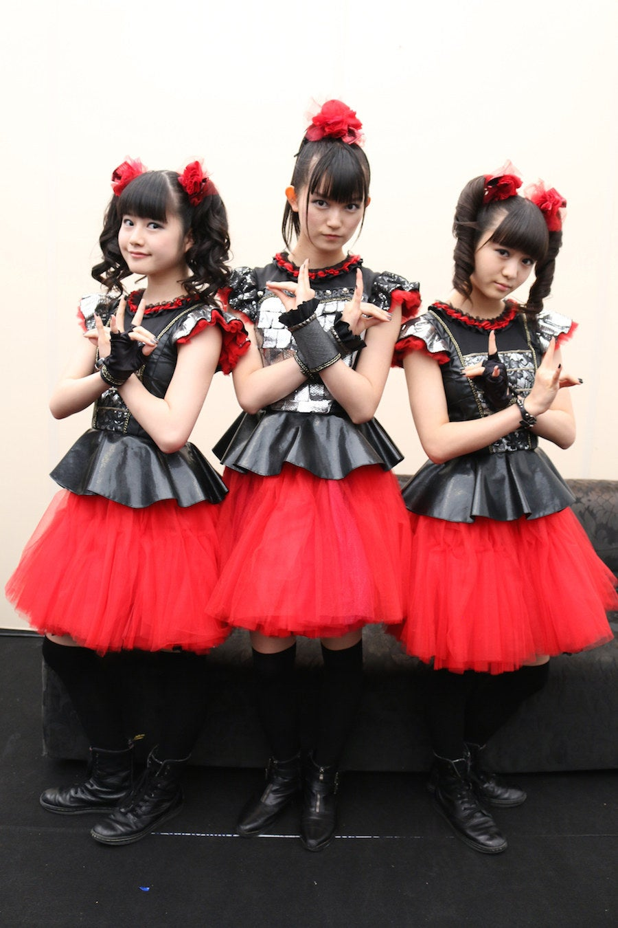 Meet Babymetal, The Totally Badass All-Girl Japanese Metal Band Of Your Dreams