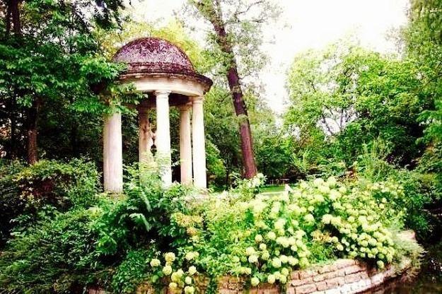 8. Jardin botanique de l'Arquebuse