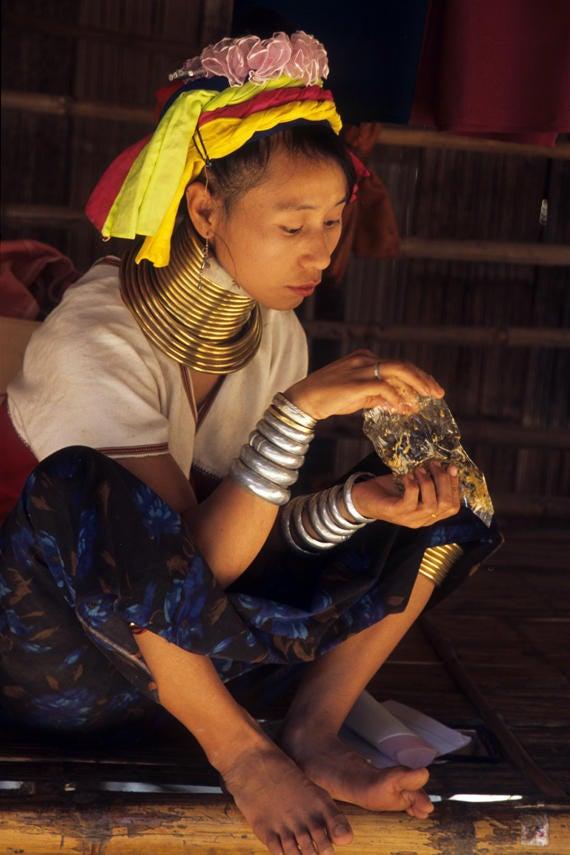 Long Neck Woman / Chang Rai, Thailand / 2010