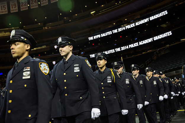 Hundreds Of New York Cops Are Doing Work That Could Be Done By Civilians